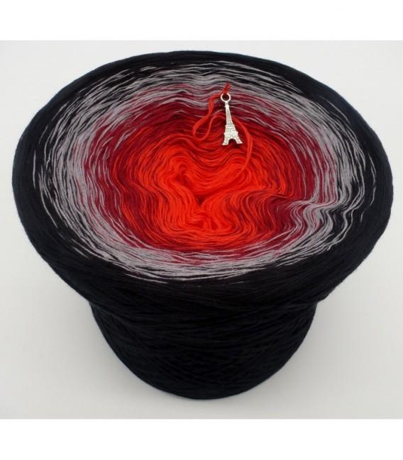 Diabolo (диаболо) - 4 нитевидные градиента пряжи 4 цветов - Фото 6