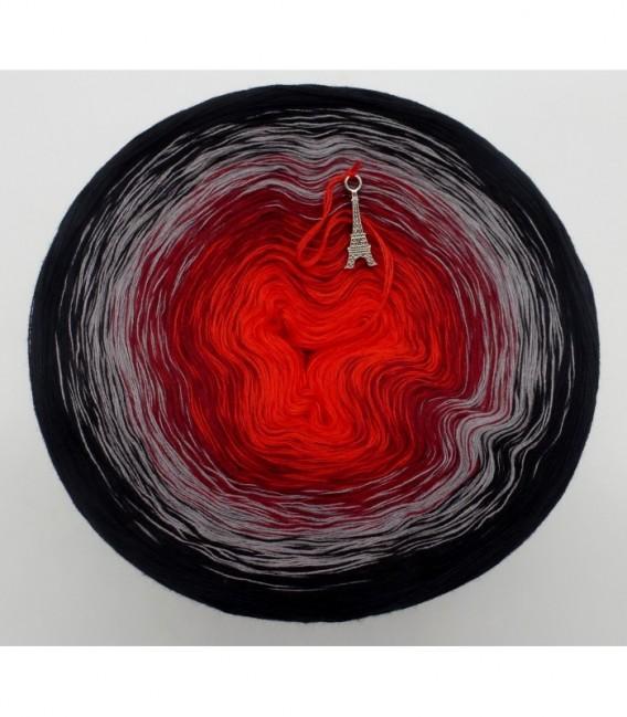 Diabolo (диаболо) - 4 нитевидные градиента пряжи 4 цветов - Фото 7