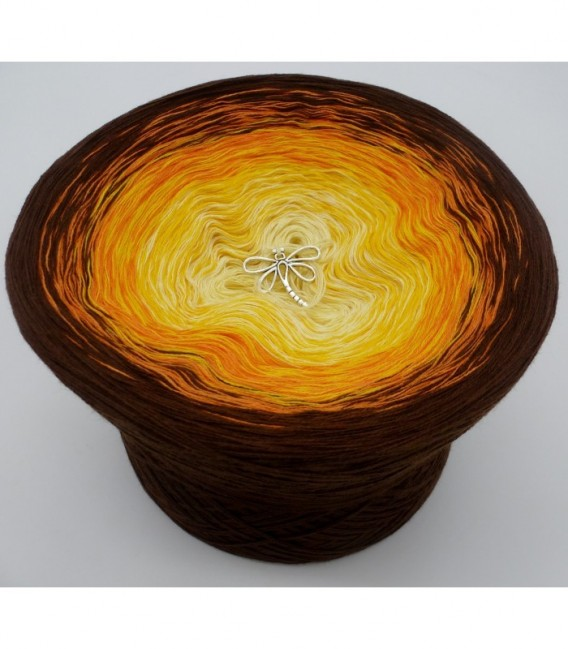 Wüstenblume - Farbverlaufsgarn 4-fädig -Bild 6