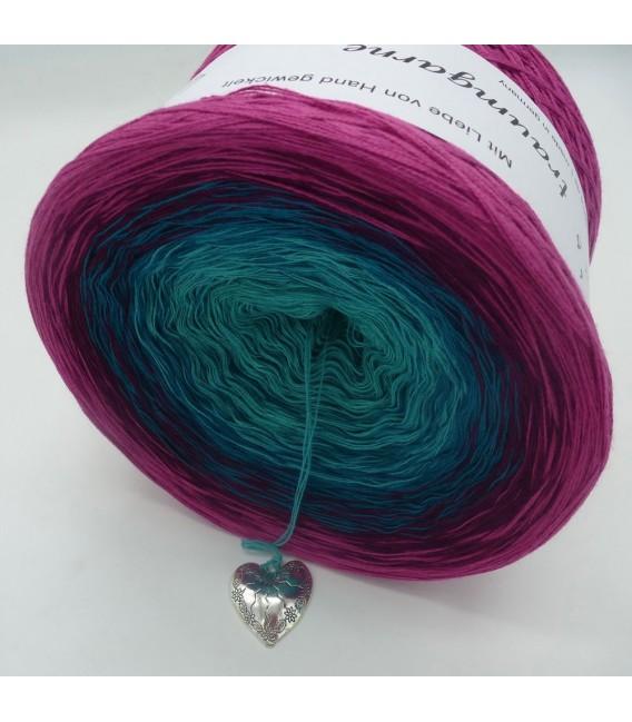Ozean der Rosen (Ocean of roses) - 4 ply gradient yarn - image 4