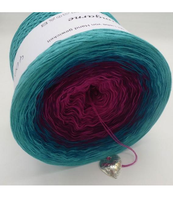 Ozean der Rosen (Ocean of roses) - 4 ply gradient yarn - image 9