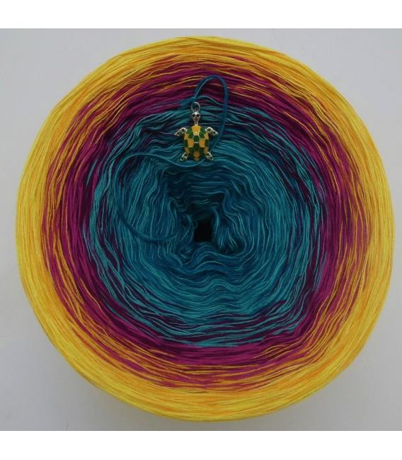 Atoll - 4 ply gradient yarn - image 7