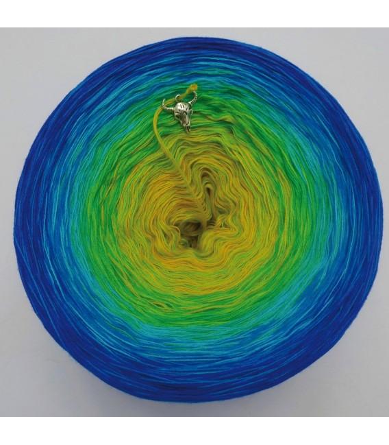 Tropensonne (tropical sun) - 4 ply gradient yarn - image 3