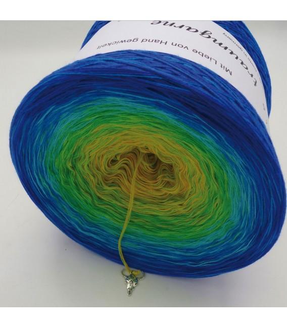 Tropensonne (tropical sun) - 4 ply gradient yarn - image 4