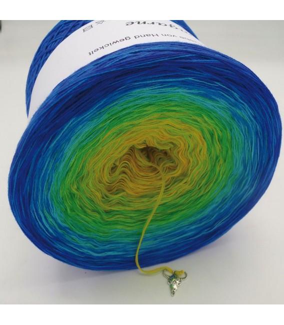 Tropensonne (tropical sun) - 4 ply gradient yarn - image 5