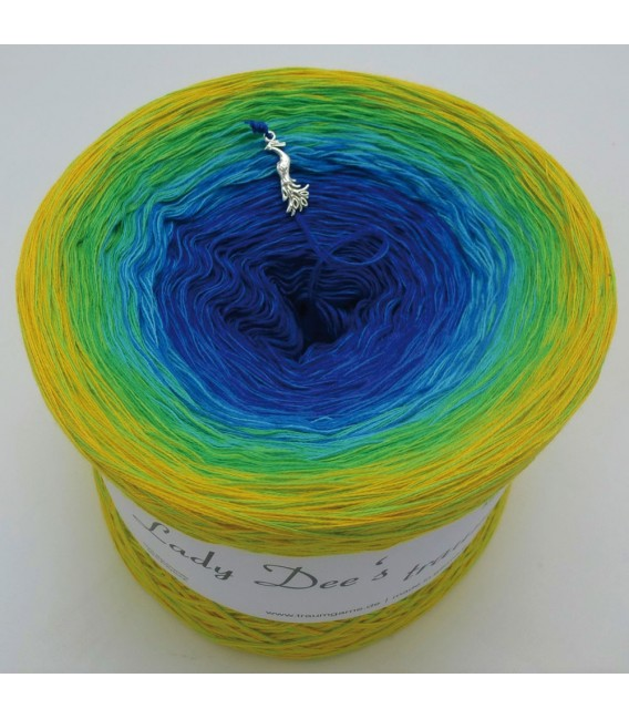 Tropensonne (tropical sun) - 4 ply gradient yarn - image 6