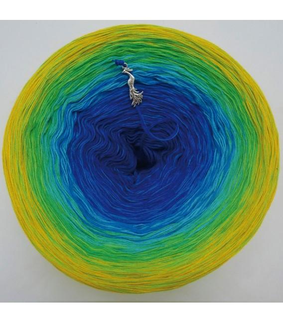 Tropensonne (tropical sun) - 4 ply gradient yarn - image 7