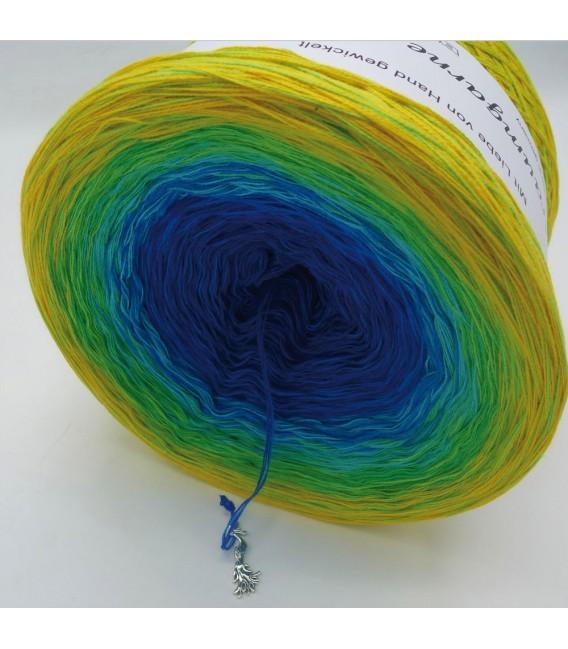 Tropensonne (tropical sun) - 4 ply gradient yarn - image 8