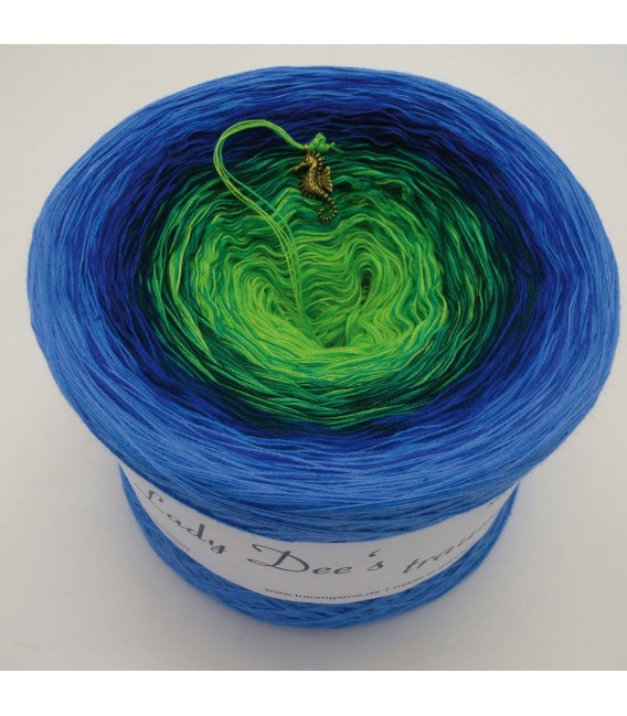 Tal des Lebens (Valley of life) - 4 ply gradient yarn - image 2