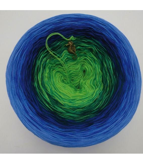 Tal des Lebens - Farbverlaufsgarn 4-fädig - Bild 3