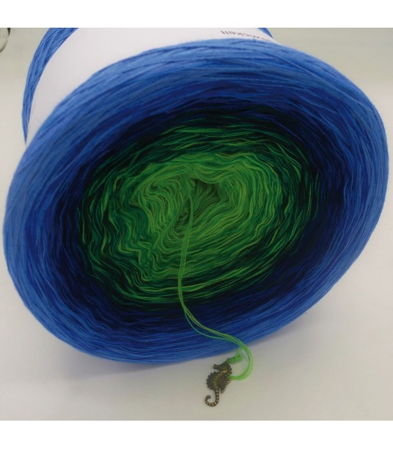 Tal des Lebens (Valley of life) - 4 ply gradient yarn - image 4
