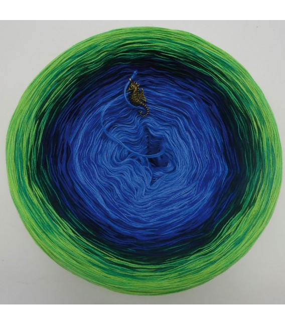 Tal des Lebens (Valley of life) - 4 ply gradient yarn - image 6