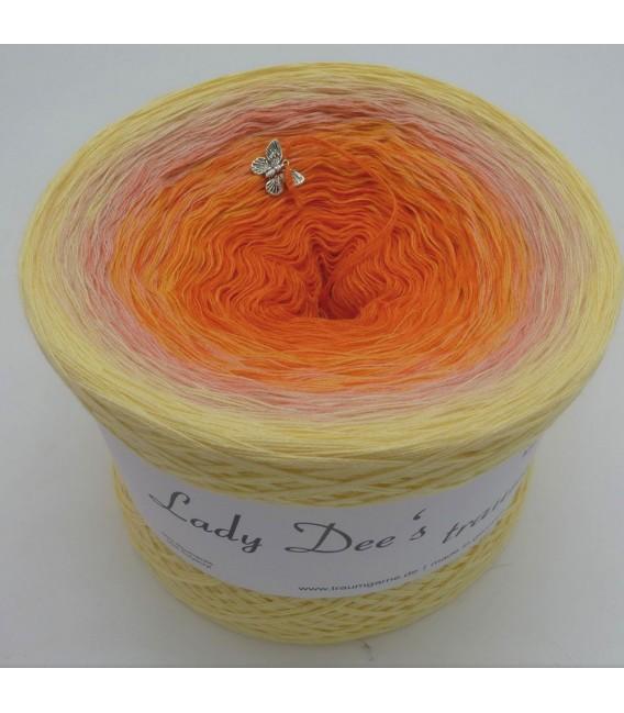 Lady Sunshine (Леди Саншайн) - 4 нитевидные градиента пряжи - Фото 2
