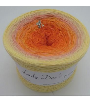 Lady Sunshine - 4 ply gradient yarn - image 2