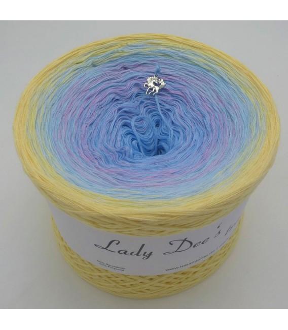 Mr. Moon 2018 - 4 ply gradient yarn - image 2