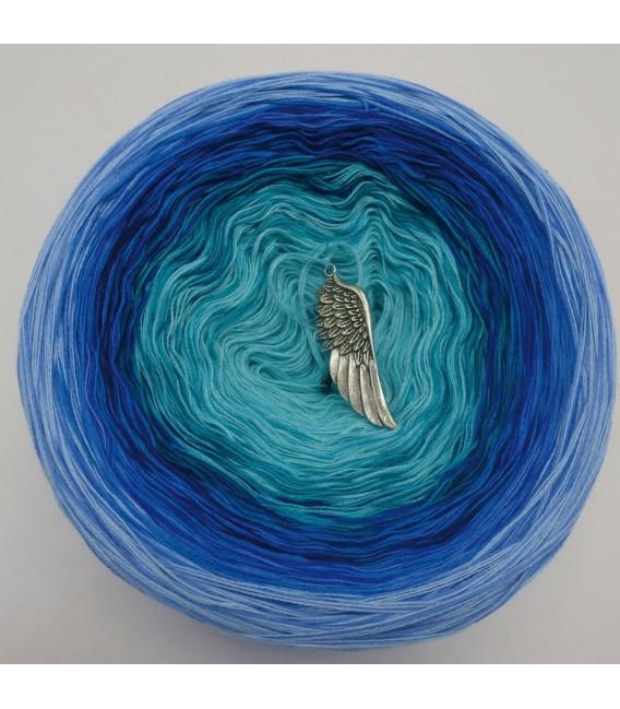 Ocean meets Heaven - 4 fils de gradient filamenteux - Photo 3