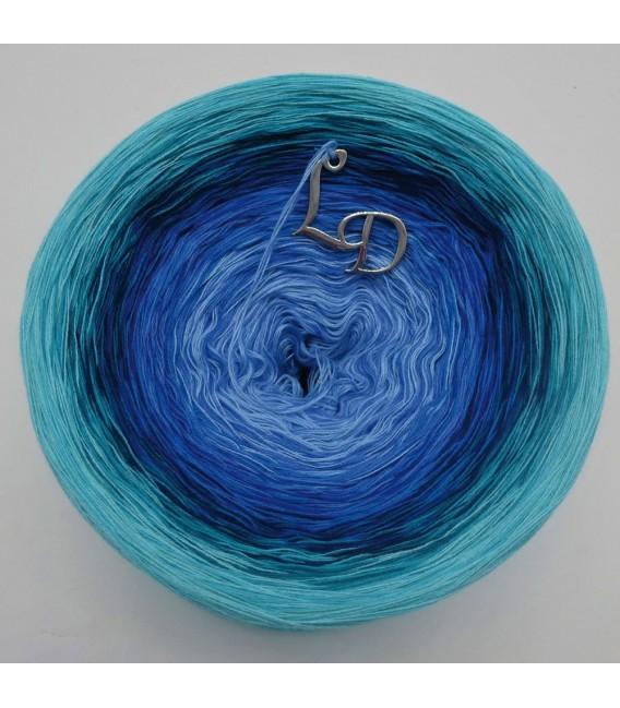Ocean meets Heaven - 4 fils de gradient filamenteux - Photo 7