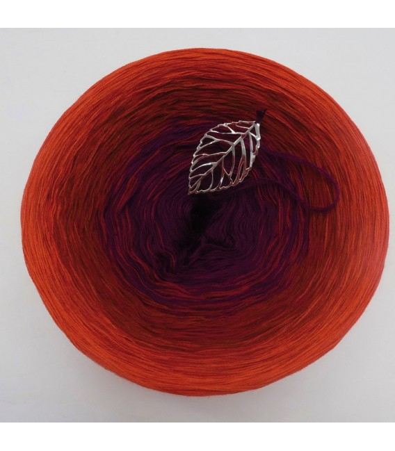 Herbstromanze - 4 ply gradient yarn - image 3