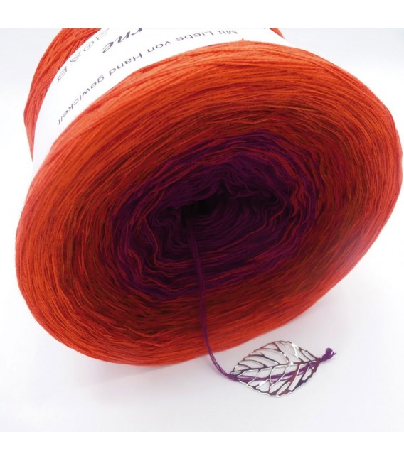Herbstromanze - 4 ply gradient yarn - image 5
