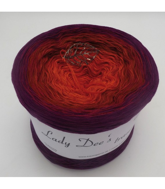 Herbstromanze - 4 ply gradient yarn - image 6