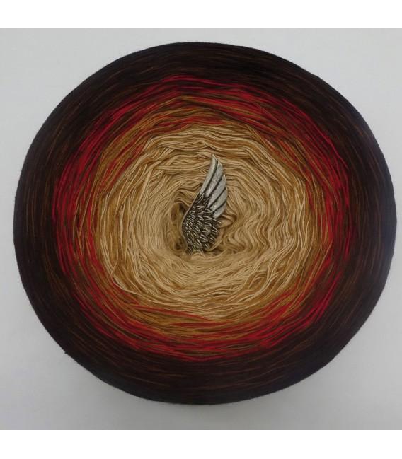 Farbklecks in Rot (Blob de peinture dans le rouge) - 4 fils de gradient filamenteux - Photo 7