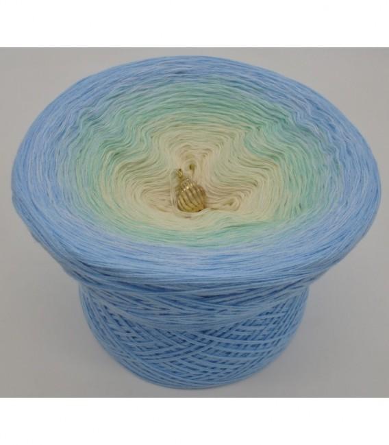 Frühling am Meer (Spring at the sea) - 4 ply gradient yarn - image 6