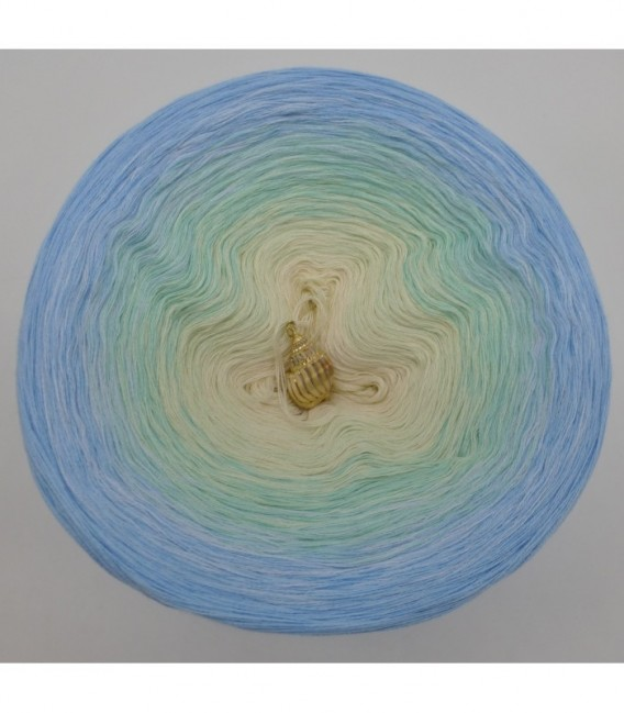 Frühling am Meer (Spring at the sea) - 4 ply gradient yarn - image 7