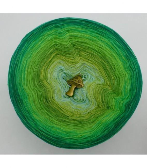 Garten der Träume (Garden of Dreams) - 4 ply gradient yarn - image 7