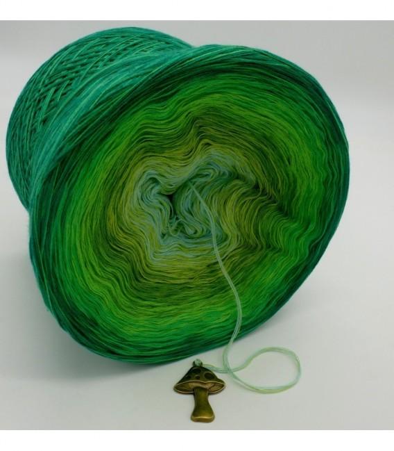 Garten der Träume (Garden of Dreams) - 4 ply gradient yarn - image 9