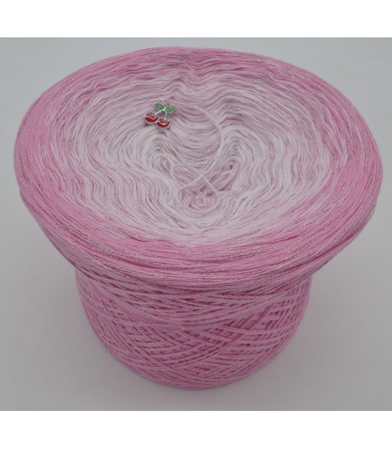Kirschblüten (fleurs de cerisier) - 4 fils de gradient filamenteux - Photo 6