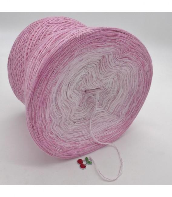 Kirschblüten - Farbverlaufsgarn 4-fädig - Bild 8