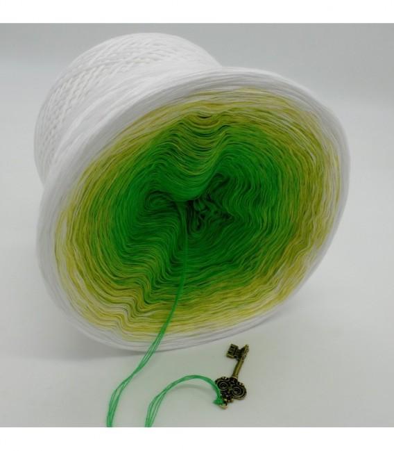 Lemongras (Lemongrass) - 4 ply gradient yarn - image 8