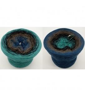 Cowboy - 4 ply gradient yarn image