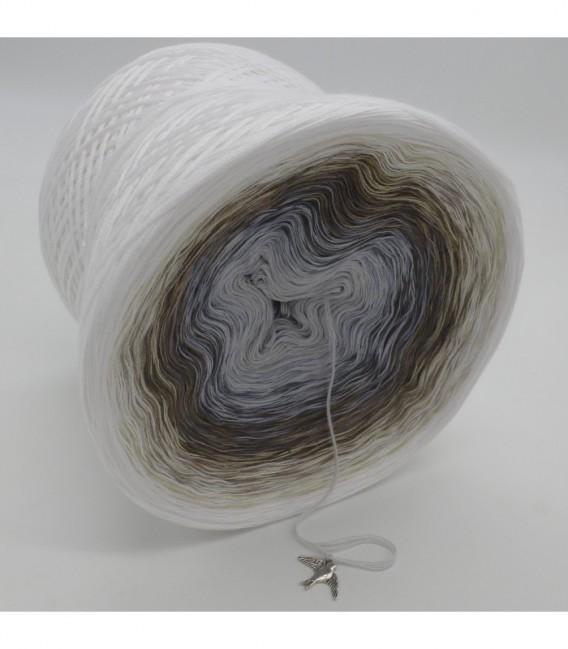 Coconut - 4 ply gradient yarn - image 8