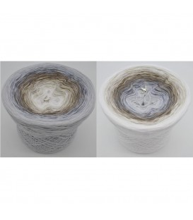 Coconut (Noix de coco) - 4 fils de gradient filamenteux - Photo 1
