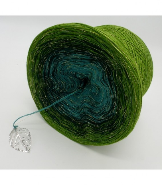 Irdische Wunder (Earth miracle) - 4 ply gradient yarn - image 9