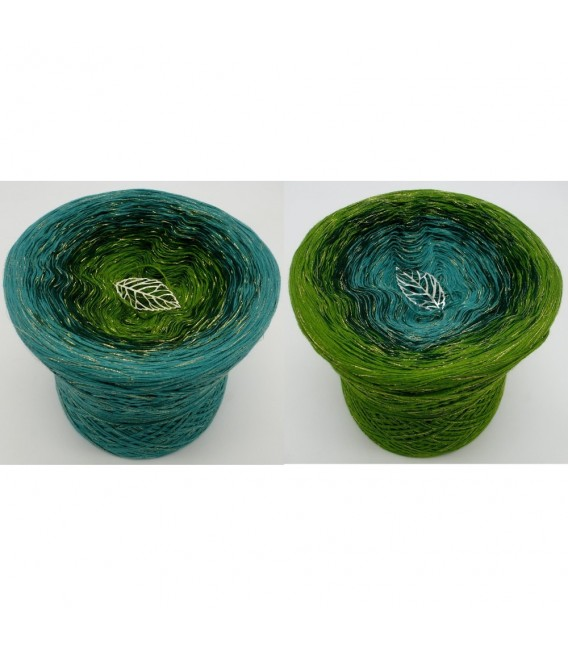 Irdische Wunder (Earth miracle) - 4 ply gradient yarn - image 1