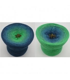 Träume der Südsee - 4 ply gradient yarn