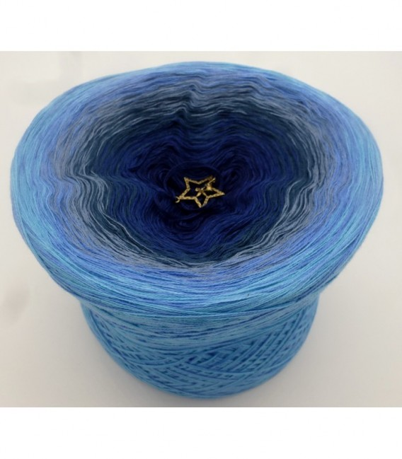 Mondstaub (moondust) - 4 ply gradient yarn - image 6