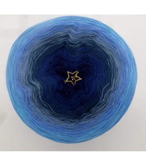 Mondstaub (лунная пыль) - 4 нитевидные градиента пряжи - Фото 7