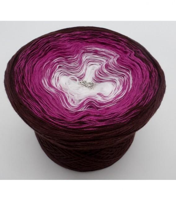 Schwarzwälder Kirsch - 3 ply gradient yarn image 6