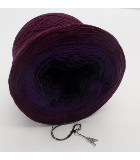 Sturm der Nacht - 3 ply gradient yarn image 8