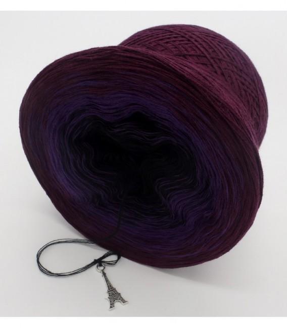 Sturm der Nacht - 3 ply gradient yarn image 9