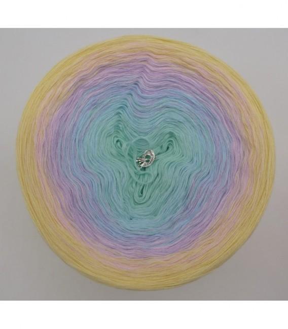 Regenbogen - Farbverlaufsgarn 4-fädig - Bild 7