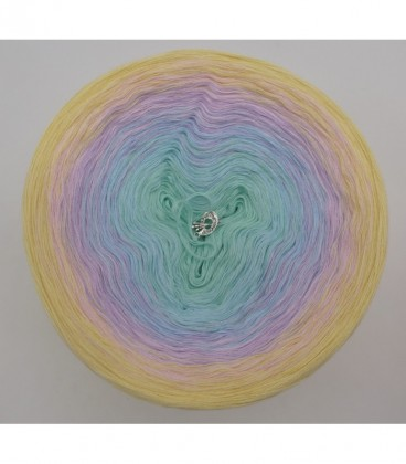 Regenbogen (радуга) - 4 нитевидные градиента пряжи - Фото 7
