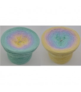 Regenbogen - 4 fils de gradient filamenteux