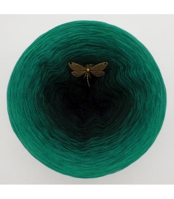 Dark Forest (Forêt Noire) - 4 fils de gradient filamenteux - photo 8