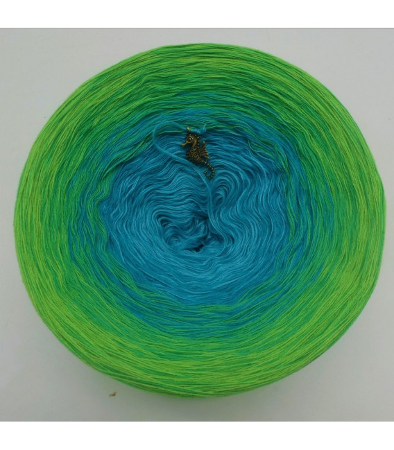 Tropical Island - 4 ply gradient yarn - image 7