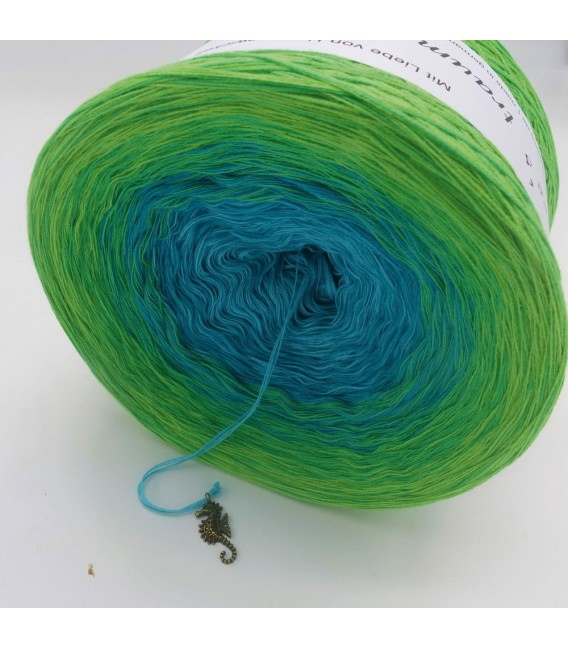 Tropical Island - 4 ply gradient yarn - image 8