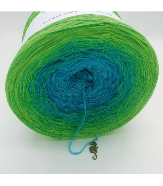 Tropical Island - 4 ply gradient yarn - image 9